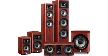 Серия домашней акустики JBL Studio 6