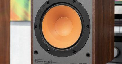 Monitor Audio Monitor 100: музыкальные ноты и винтажные нотки