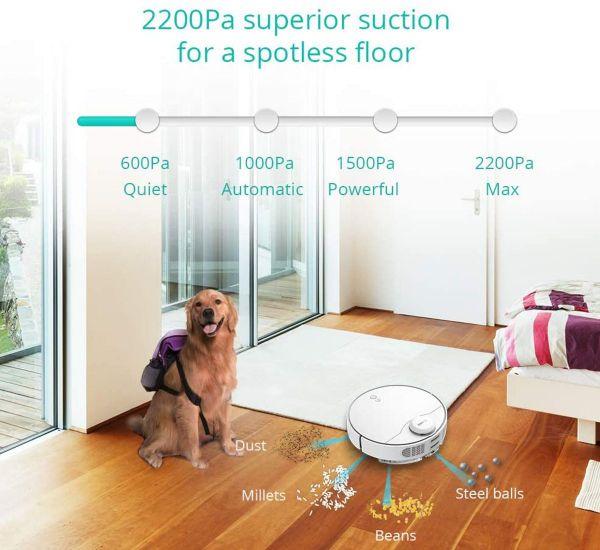 360 Robot Vacuum Cleaner S6 Pro