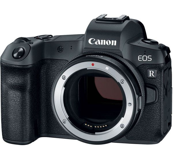 Canon EF - EOS R Control Ring Mount Adapter