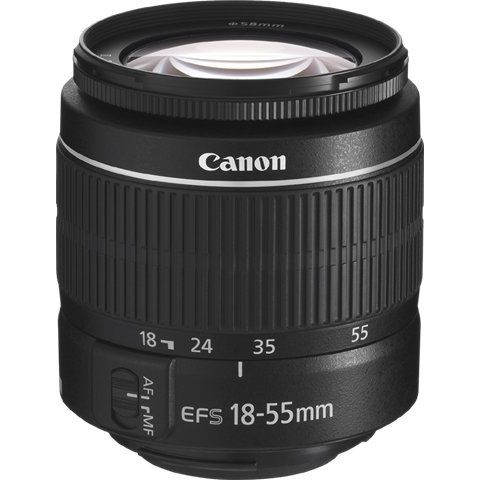 Canon EF-S 18-55mm f/3,5-5,6 DC III