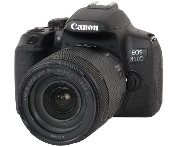Canon EOS 850D kit (18-135mm) IS USM