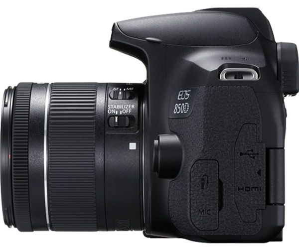 Canon EOS 850D kit (18-55mm) IS STM