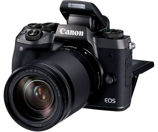 Canon EOS M5 kit (18-150mm) IS STM