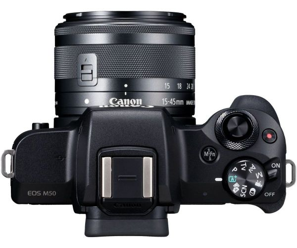 Canon EOS M50 kit (15-45mm +22mm) IS STM