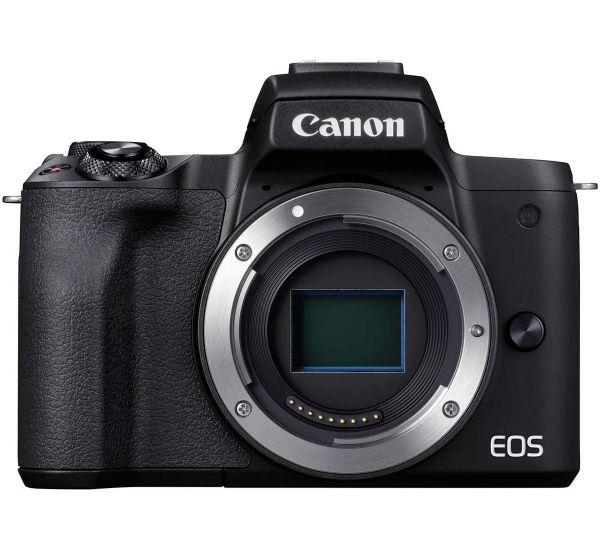 Canon EOS M50 Mark II kit (15-45mm) IS STM Vlogger Kit