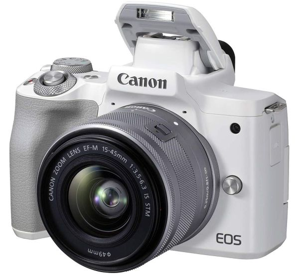 Canon EOS M50 Mark II kit (15-45mm) IS STM