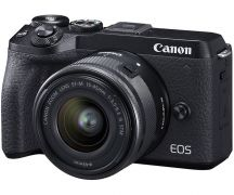 Canon EOS M6 Mark II kit (15-45mm)