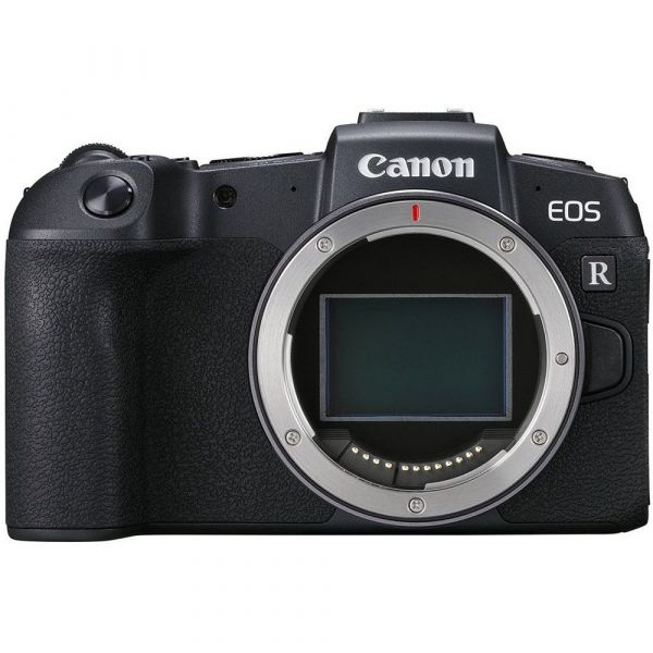 Canon EOS RP kit (RF 24-240mm) + EF-RF