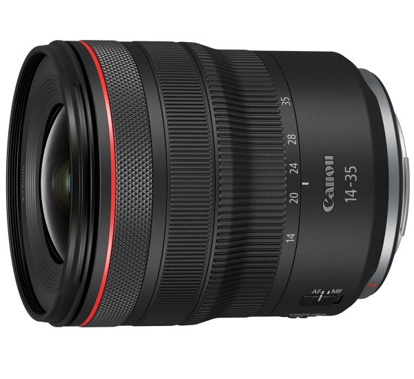 Canon RF 14-35mm f/4 L IS USM