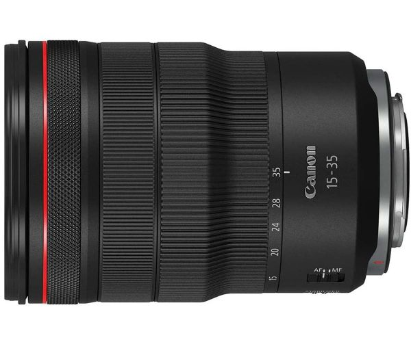 Canon RF 15-35mm f/2,8L IS USM