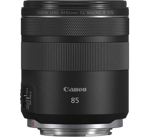 Canon RF 85mm f/2 Macro IS STM