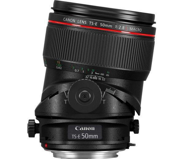 Canon TS-E 50mm f/2,8L
