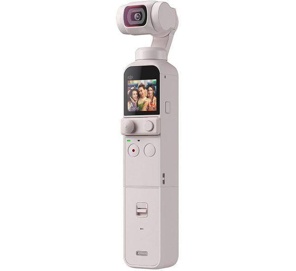 DJI Pocket 2 Exclusive Combo Sunset White