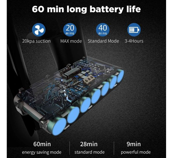 Dreame Tracking Wireless Vacuum Cleaner V9