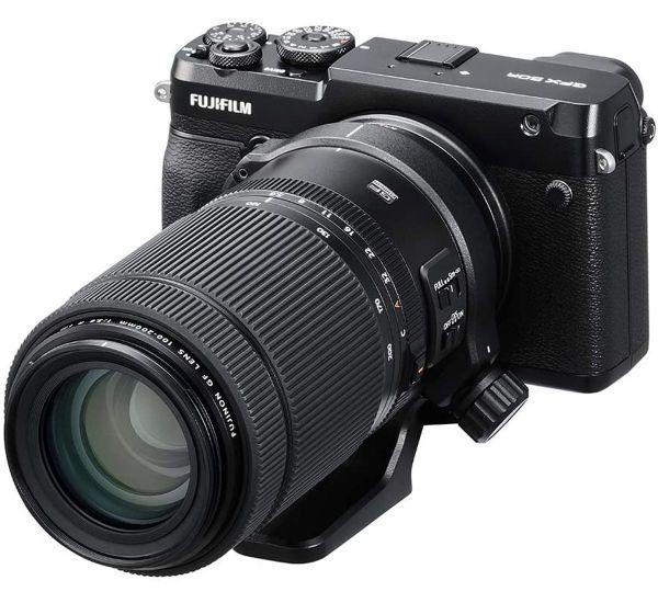 Fujifilm GF 100-200 mm f/5.6 R LM OIS WR