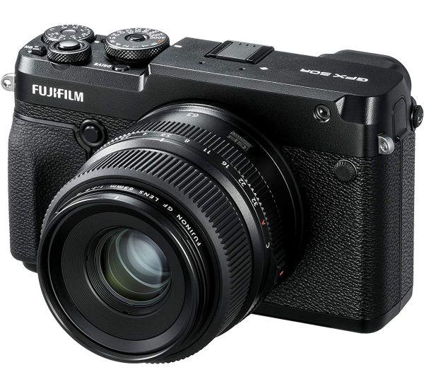 Fujifilm GF 63mm f/2,8 R WR