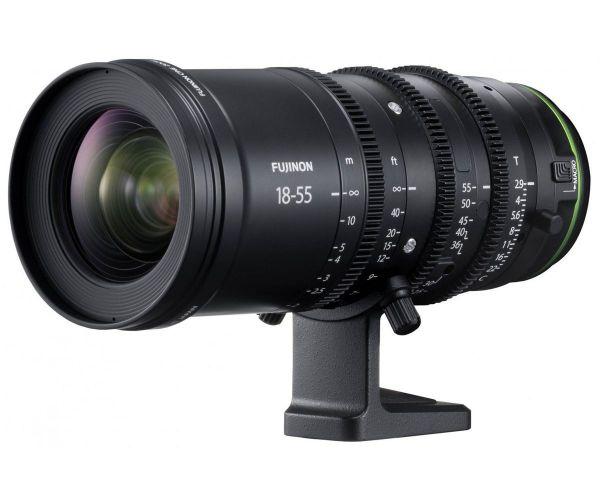 Fujifilm MKX 18-55mm T2.9