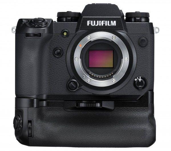 Fujifilm X-H1 + VPB-XH1