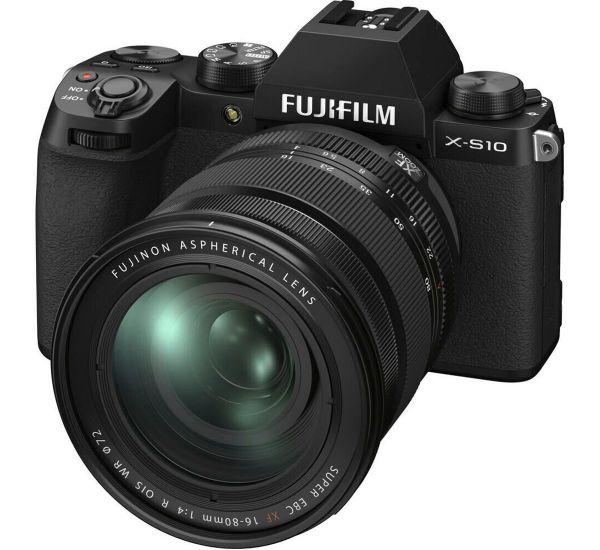 Fujifilm X-S10 kit (16-80mm)
