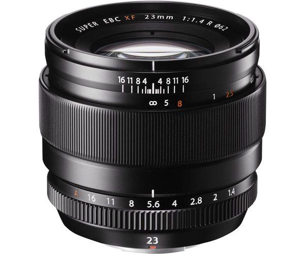 Fujifilm XF 23mm f/1,4