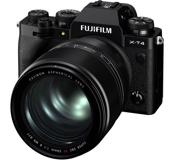 Fujifilm XF 50mm f/1,0 R WR
