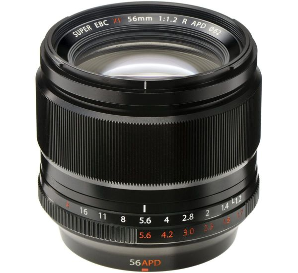 Fujifilm XF 56mm f/1,2 R APD