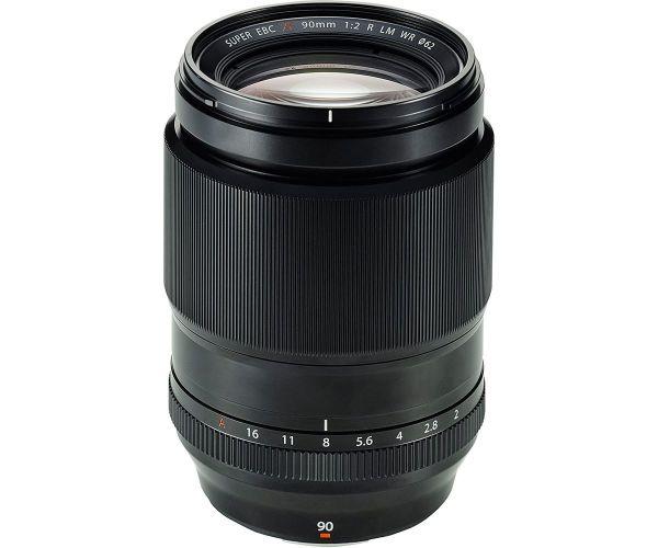 Fujifilm XF 90mm f/2,0 Macro R LM WR
