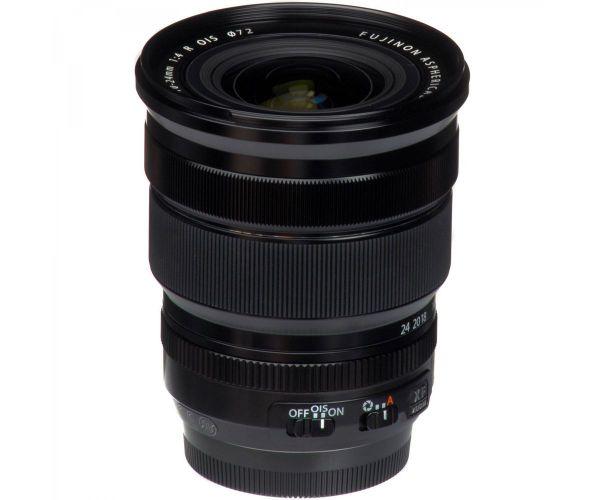 Fujifilm XF 10-24mm f/4,0 R OIS