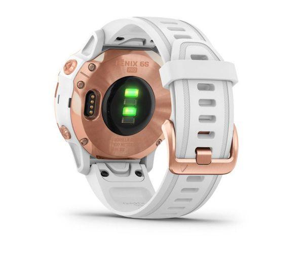 Garmin Fenix 6S Pro Rose Gold