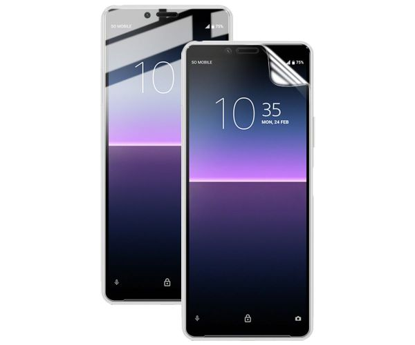 Hydrogel TPU Soft Screen Protector for Sony