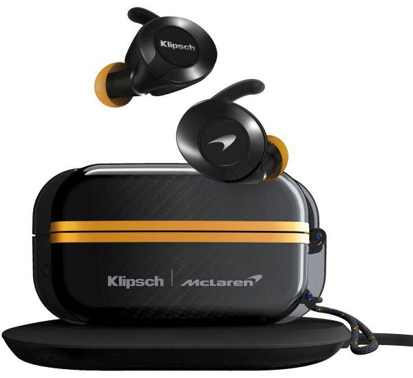 Klipsch T5 II True Wireless Sport Mclaren
