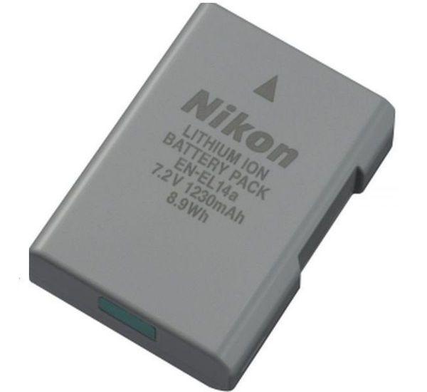 Nikon EN-EL14a 1230 mAh (VFB11408)
