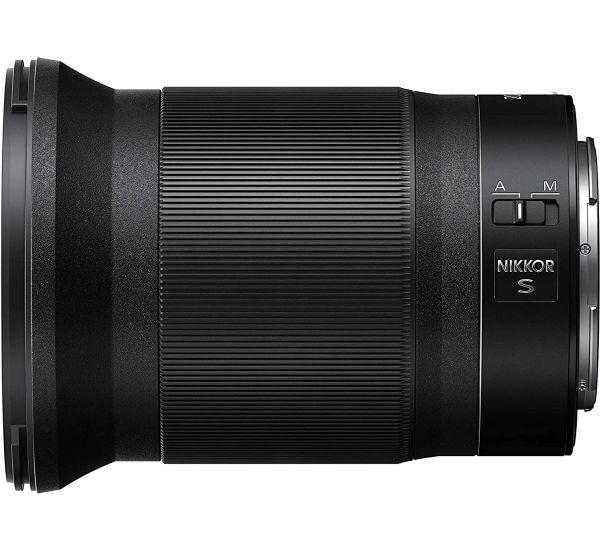 Nikon Z 20mm f/1.8 S