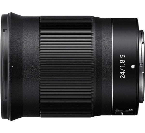 Nikon Nikkor Z 24mm f/1,8 S