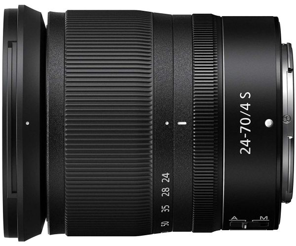Nikon Z 24-70mm f/4 G IF ED Z