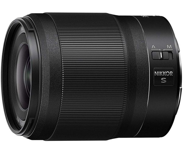 Nikon Z 35mm f/1,8 S