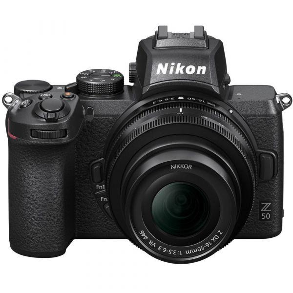 Nikon Z50 kit (16-50mm 50-250mm) VR