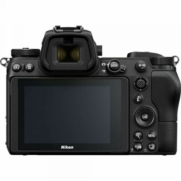 Nikon Z6 body + FTZ Mount Adapter + 64GB XQD