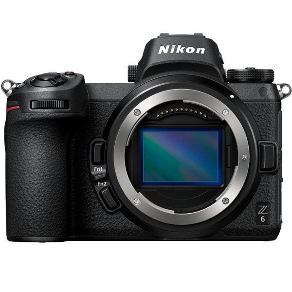 Nikon Z6 kit (24-70mm) + FTZ Mount Adapter