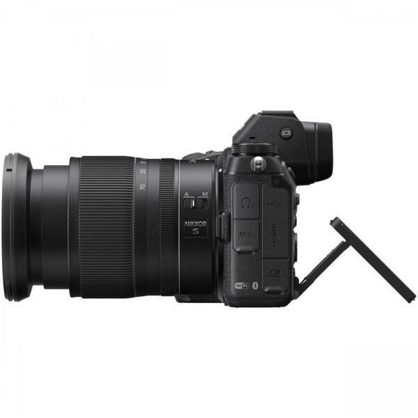 Nikon Z7 kit (24-70mm) + FTZ Mount Adapter