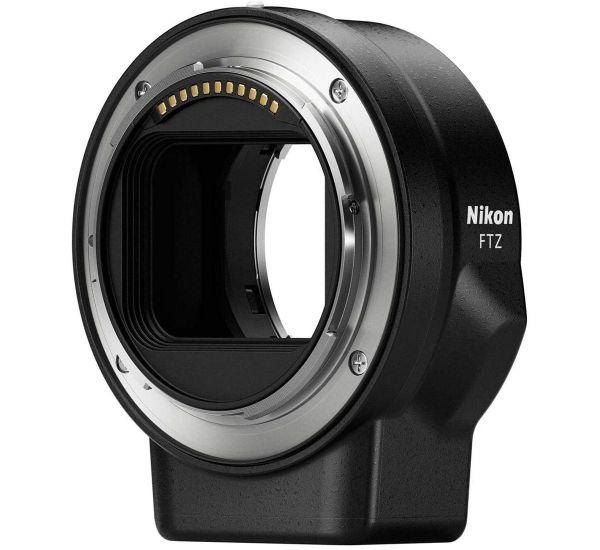 Nikon Z7 kit (24-70mm) + FTZ Mount Adapter + 64GB XQD