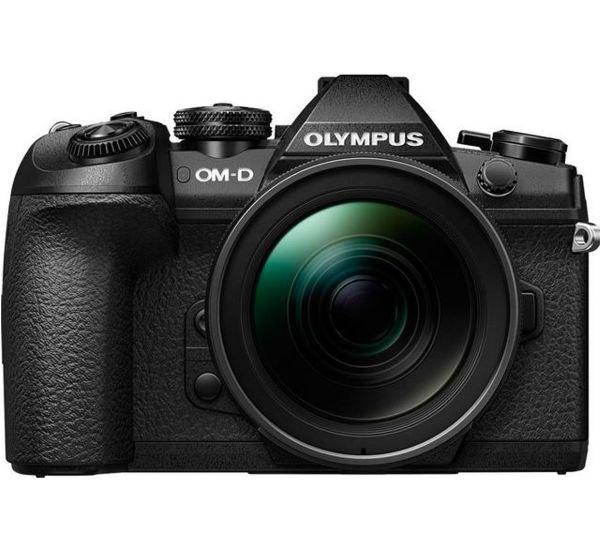 Olympus OM-D E-M1 Mark II kit (12-40mm + 40-150mm)