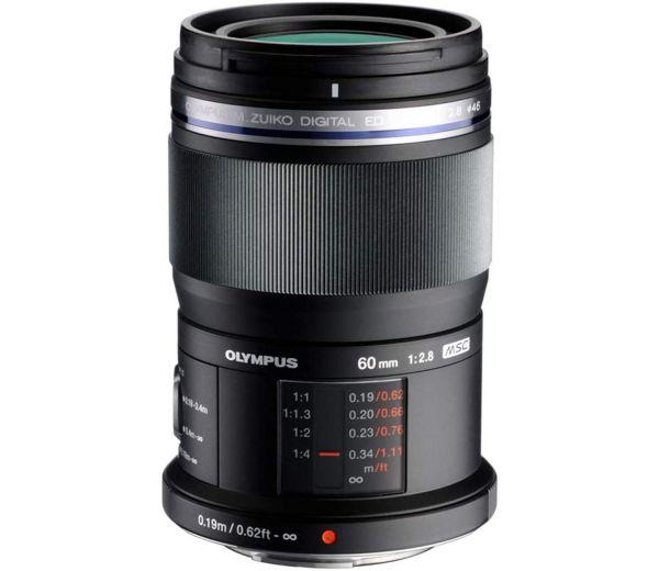 Olympus ZUIKO DIGITAL 60mm f/2,8