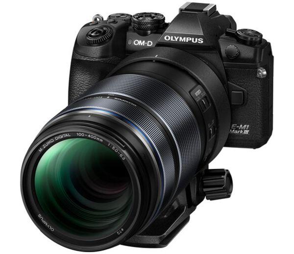 Olympus ZUIKO DIGITAL ED 100-400mm f/5-6.3 IS