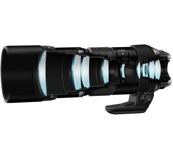 Olympus ZUIKO DIGITAL ED 300mm 1:4,0 IS PRO