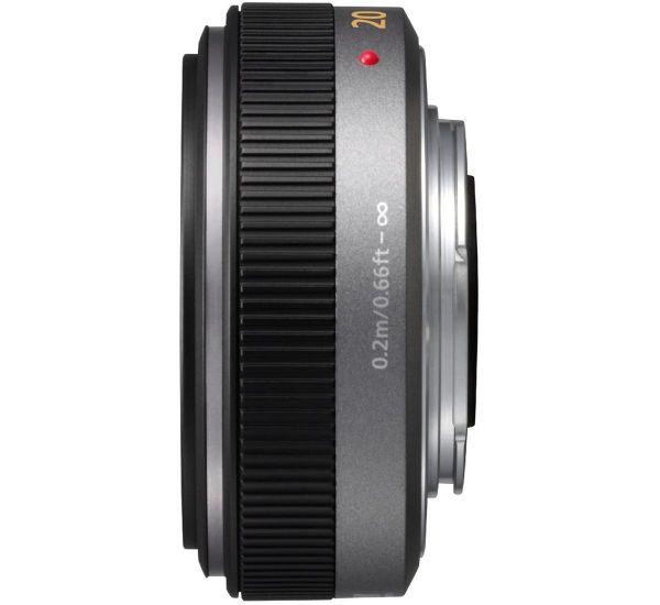 Panasonic H-H020E 20mm f/1,7