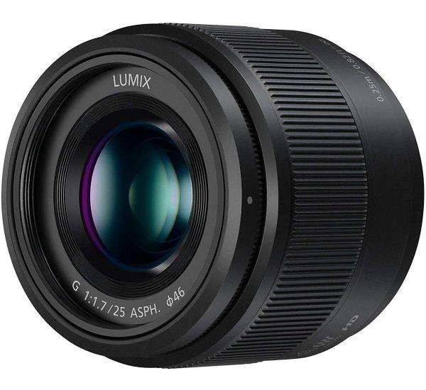 Panasonic H-H025E 25mm f/1,7