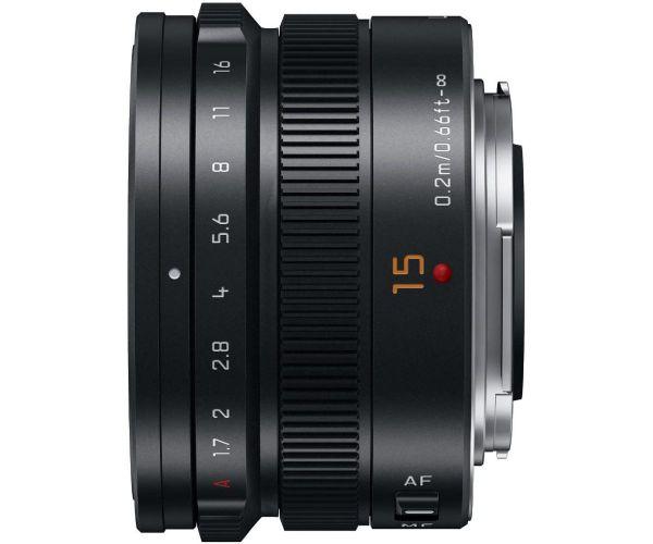 Panasonic H-X015E 15mm f/1,7