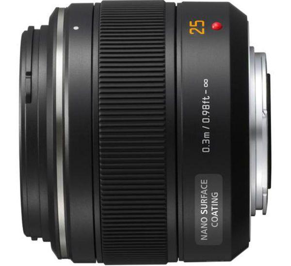 Panasonic H-X025E 25mm f/1,4